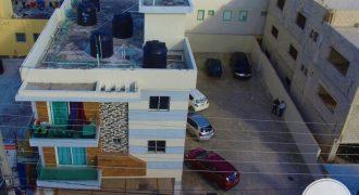 Edificio de Apartamento y Local Comercial Centro de Higuey