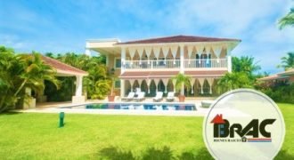 Hermosa Villa de Lujo en Cocotal Golf and Country Club | Punta Cana