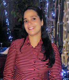 Nordenia Amayo Secretaria Ejecutiva Bienes Raíces BRAC en Higuey